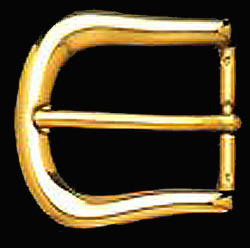 DVOS1190-30 Soliod brass buckle