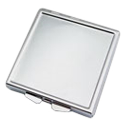 DV-PB018 Pill Box Silver Colour Square